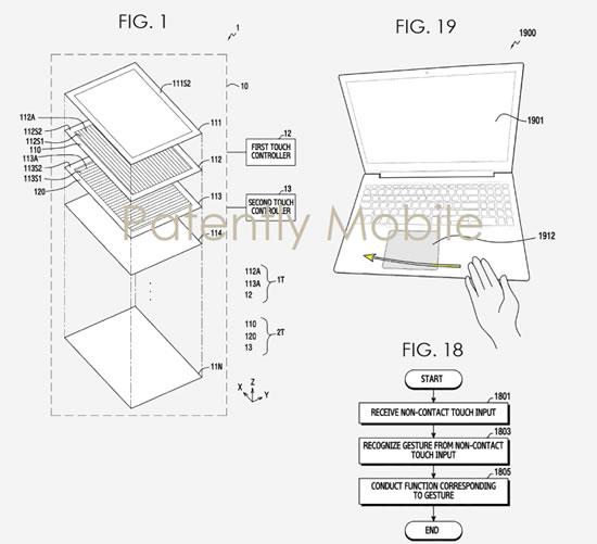 Samsung выпустит ноутбук, способный распознавать жесты пользователя