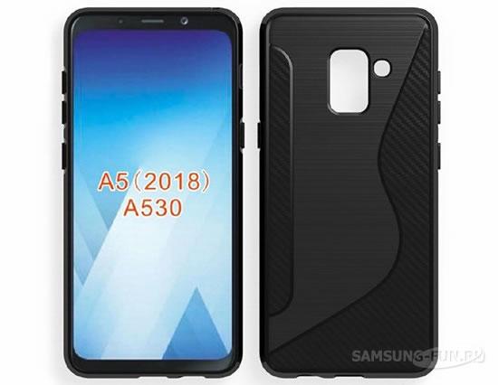 Samsung Galaxy A5 (2018): слухи о характеристиках и дизайне