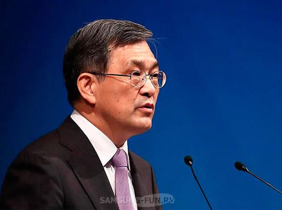 Глава Samsung Electronics покидает компанию на фоне прогнозируемой рекордной прибыли