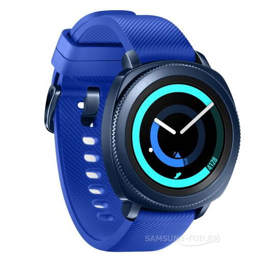 Открыт предзаказ на смарт-часы Samsung Gear Sport  в России