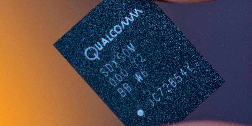 Qualcomm провела первое тестирование 5G-смартфона