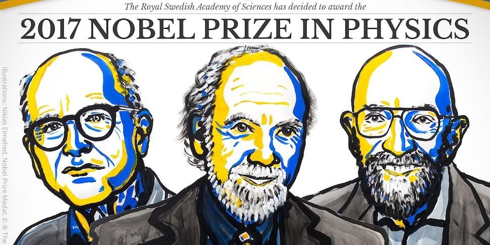Нобелевскую премию по физике вручат за открытие гравитационных волн