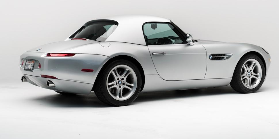 Спортивный родстер BMW Стива Джобса продадут на аукционе