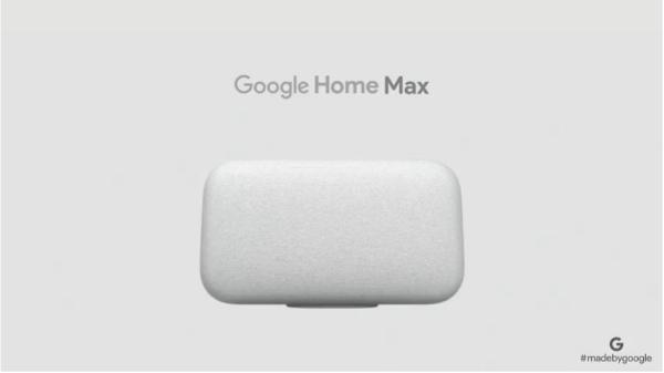 Google Home Max: умная и звучная колонка