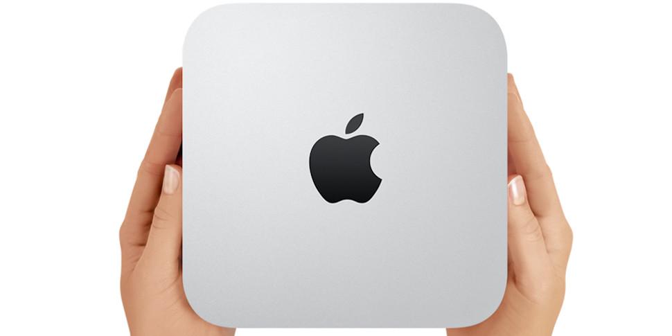 Тим Кук: Apple сохранит компьютеры Mac mini