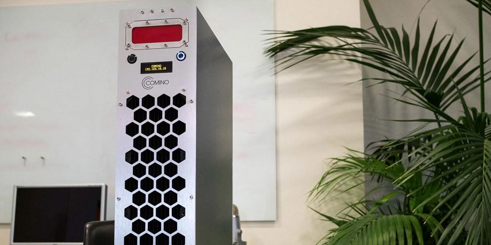 Российский стартап придумал прибор для добычи криптовалют и обогрева дома