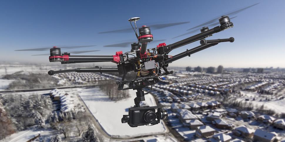Полиция Лос-Анджелеса будет использовать дроны