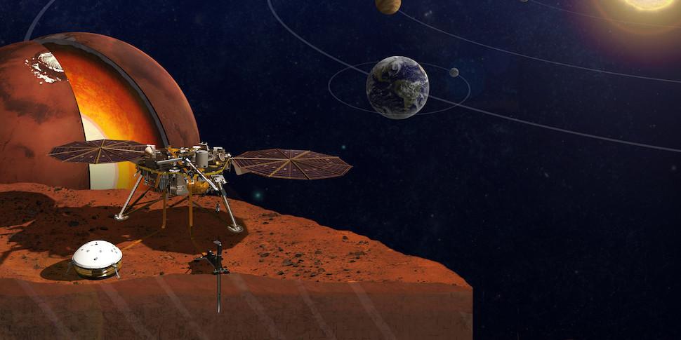 NASA предлагает отправить ваше имя на Марс