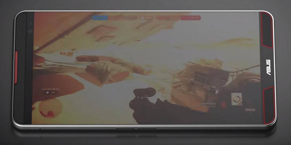 Дизайнер показал концепт смартфона для хардкорных геймеров