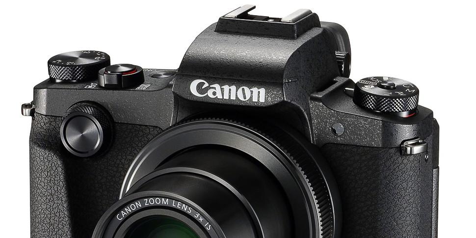 Компактная камера с пометкой «супер»: Canon готовит G1 X Mark III с APS-C сенсором