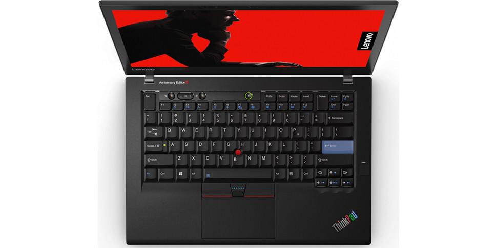 Lenovo представила ретроноутбук в честь 25-летнего юбилея линейки ThinkPad