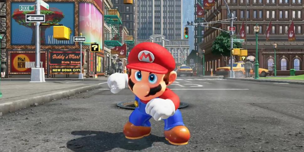 Super Mario Odysseyпродалась тиражом 2 миллиона копий за три дня