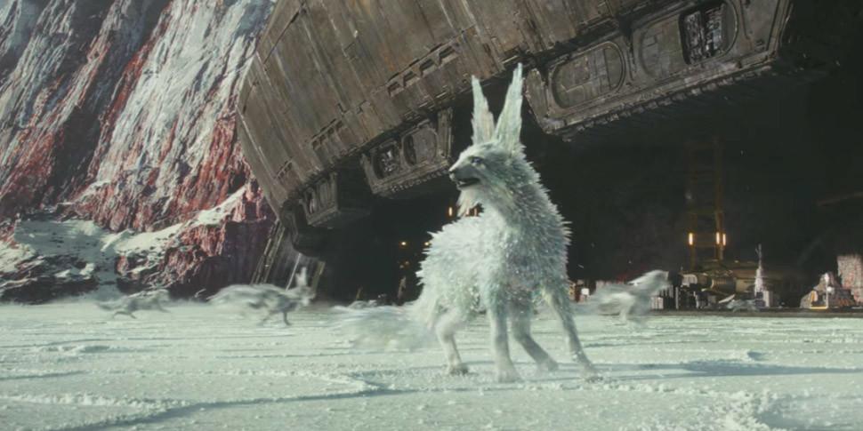 В трейлере новых «Звездных войн» показали экшен и наполненный звуками космос