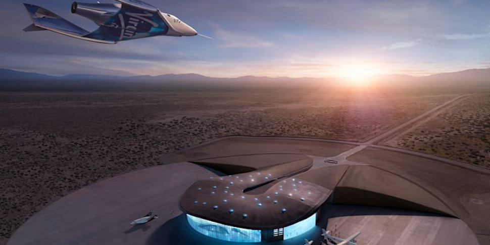 Саудовская Аравия инвестирует $1 миллиард в космический туризм Ричарда Бренсона