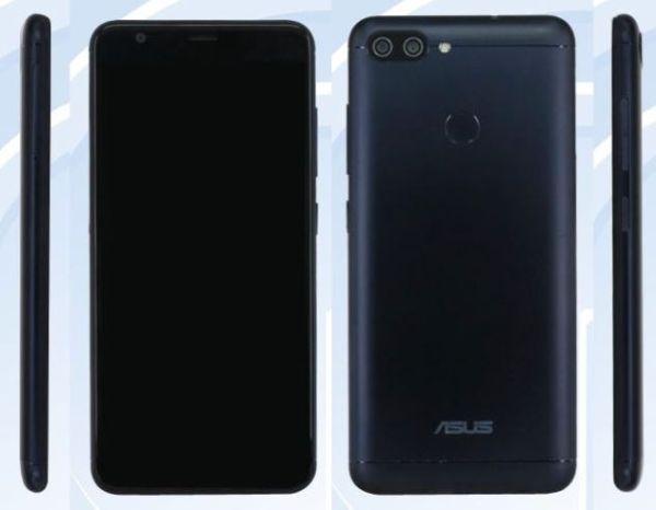 Asus работает над новым недорогим смартфоном без рамок