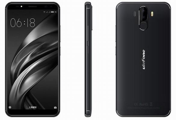 Смартфон Ulefone Power Max: когда батареи на 10000 мАч уже недостаточно