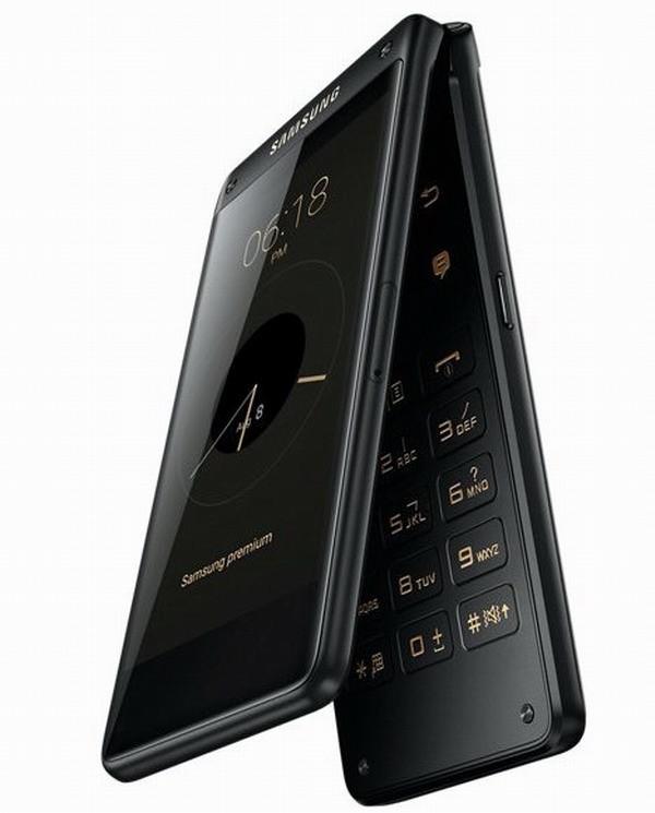 Samsung выпустит раскладушку SM-W2018 этой осенью