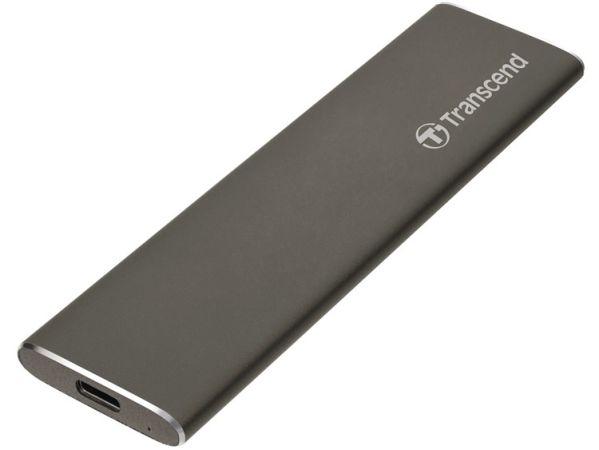 Внешний SSD Transcend StoreJet 600 создан для техники Apple