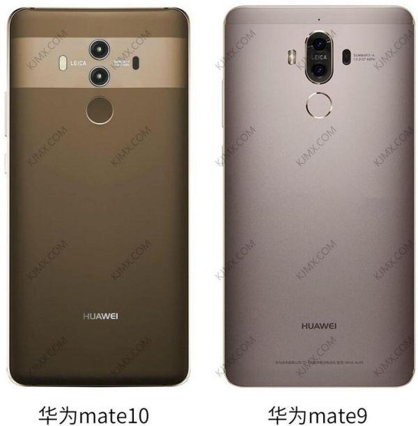 Смартфон Huawei Mate 10 Pro сравнили с текущим флагманом Mate 9