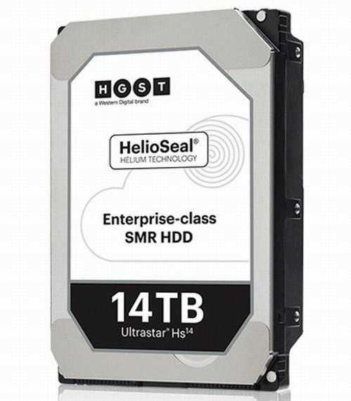 Представлен первый в мире HDD объемом 14 терабайтов