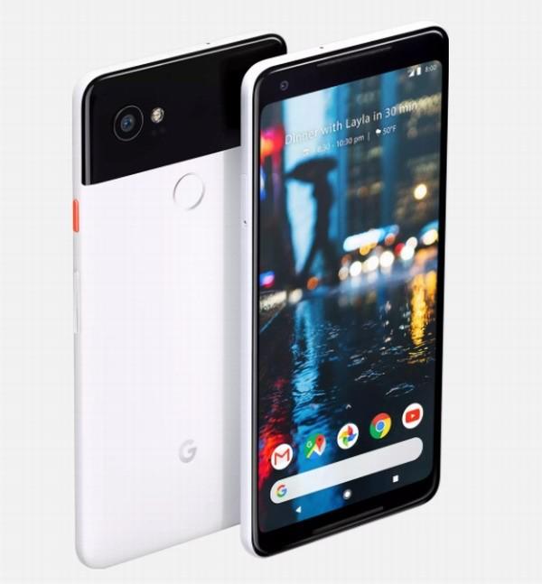 Смартфоны Google Pixel 2 и Pixel 2 XL: а где дизайн и инновации?