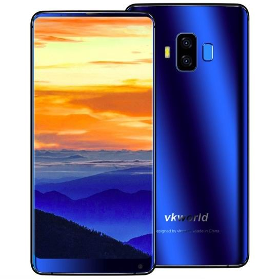 Аккумулятор в смартфоне Vkworld S8 оказался еще более емким