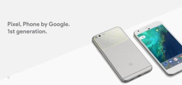 Смартфоны Google Pixel первого поколения значительно подешевели