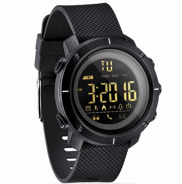 Спортивные смарт-часы LEMFO LF19 с защитой от воды доступны в TomTop со скидкой