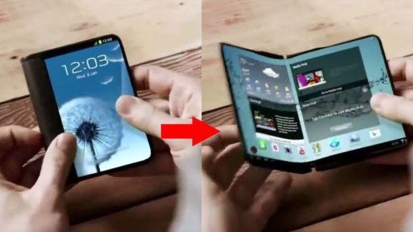 Складной смартфон Samsung Galaxy X достанется не всем