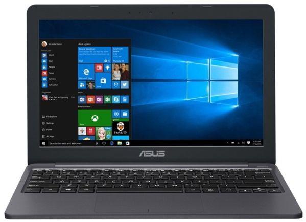 ASUS VivoBook X207NA – недорогой ноутбук на процессоре Intel