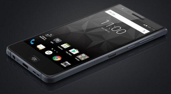 Смартфон BlackBerry Motion показался на новом рендере