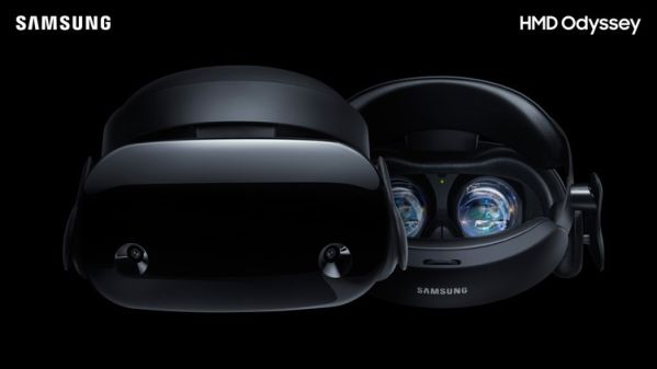 Samsung выпустил ВР-шлем на платформе Windows Mixed Reality