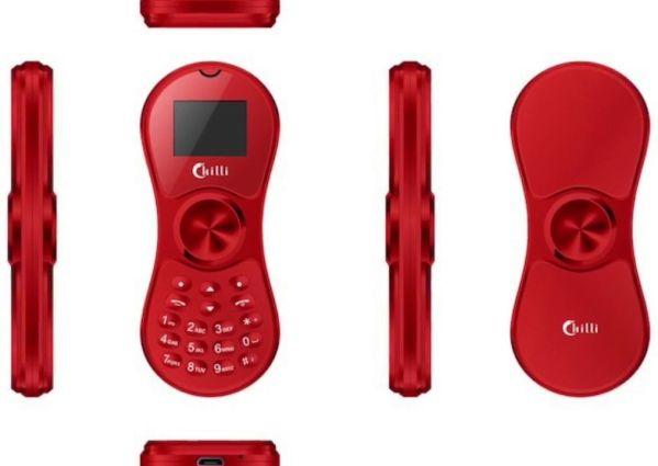 Chilli K188 – и телефон, и спиннер