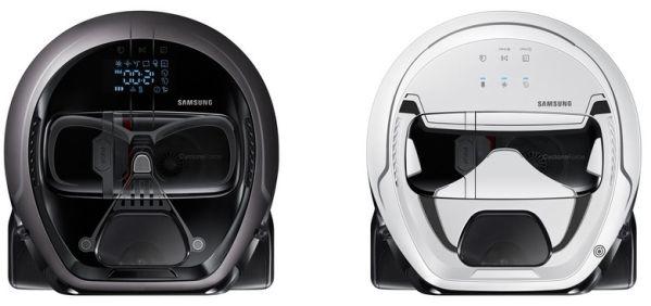 Samsung Powerbot VR7000 – Дарт Вейдер в форме пылесоса