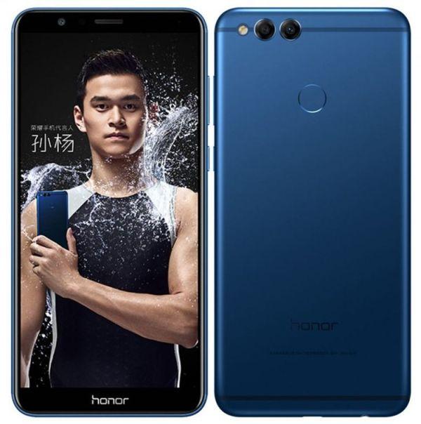 Huawei Honor 7X: безрамочный смартфон среднего уровня