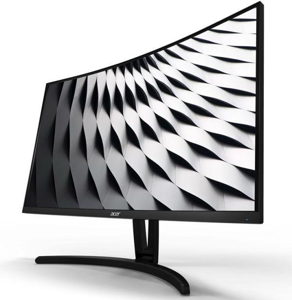 Монитор Acer ED273: доступный и с матрицей VA