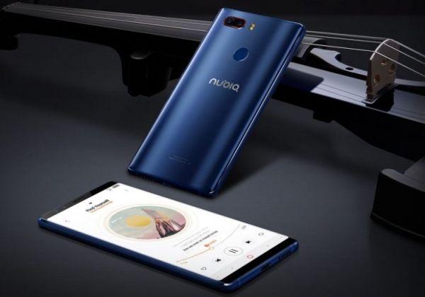 Смартфон ZTE Nubia Z17S получил экран без рамок и  четыре камеры