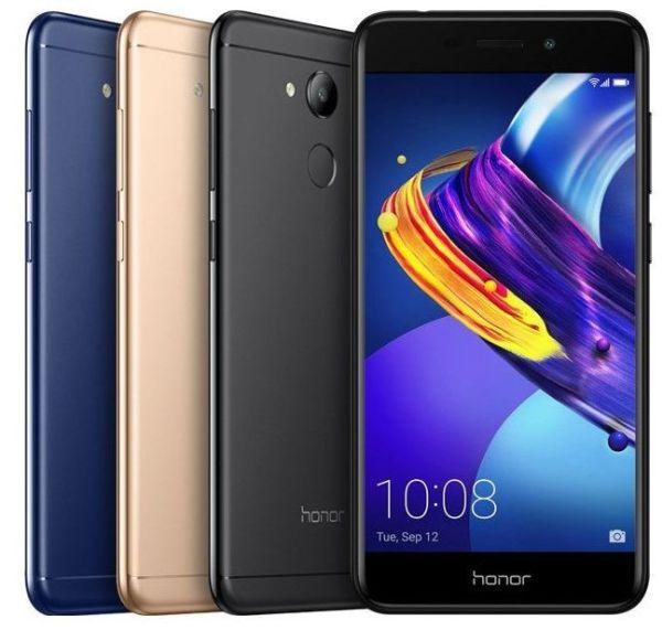 Представлен смартфон Huawei Honor 6C Pro