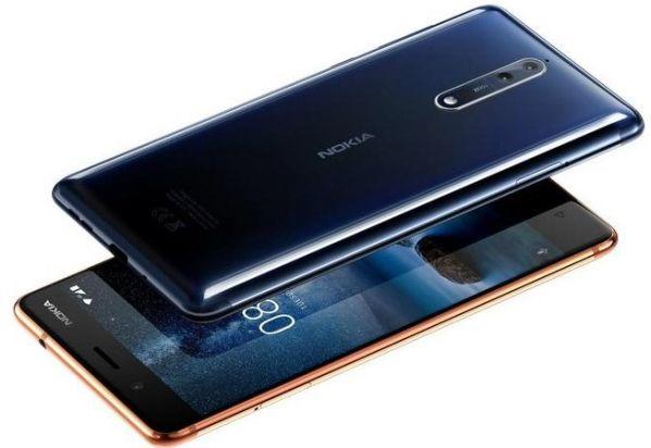Флагман Nokia 8 получил новую топовую версию