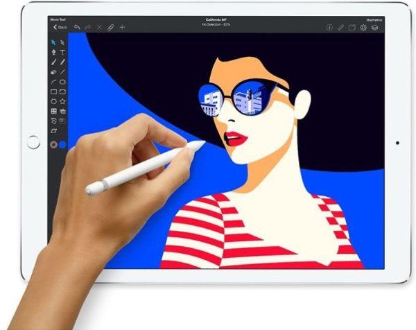 В Айфонах появится поддержка стилуса Apple Pencil