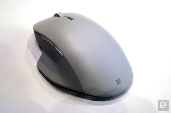 Microsoft оценил новую мышь Surface Precision Mouse в $100