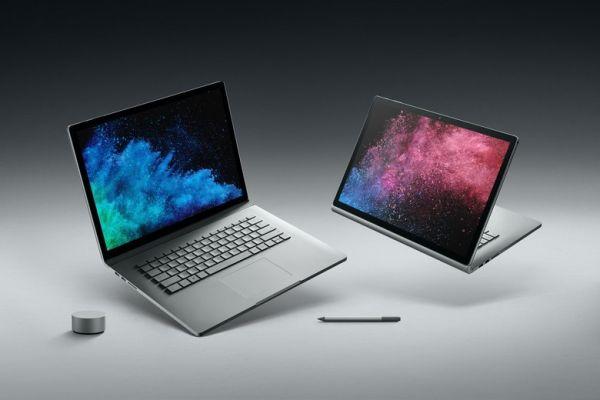 Анонсирован ноутбук Microsoft Surface Book 2 с дискретной видеокартой
