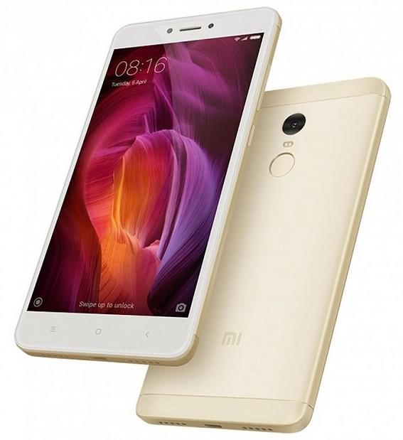 Найдены характеристики смартфона Xiaomi Redmi Note 5