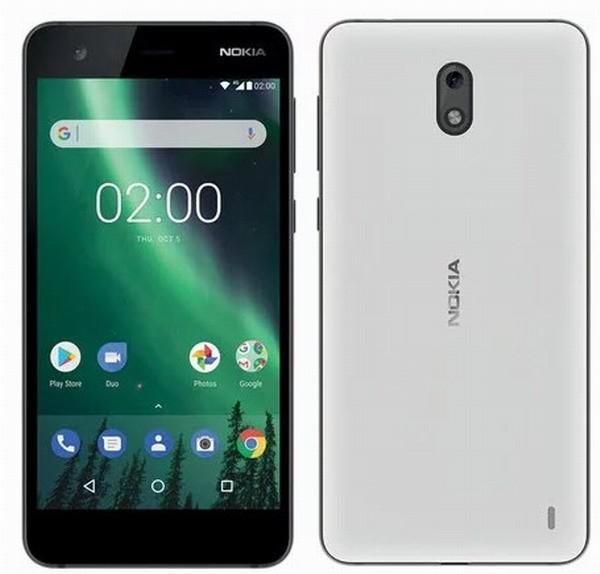 Смартфон Nokia 2 очень порадовал своей ценой