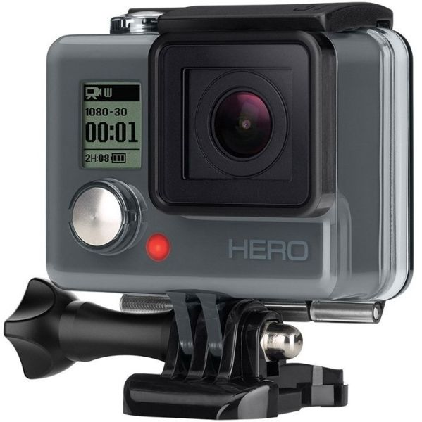 Экшн-камера GoPro Hero CHDHA-301 за $63 – только в TomTop