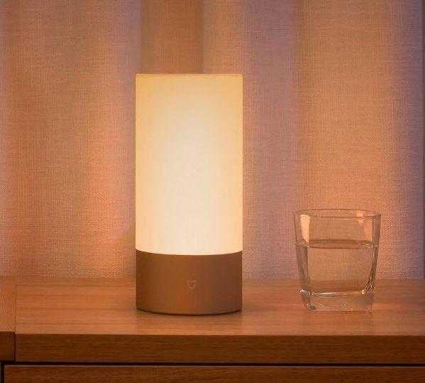 Xiaomi показала умный светильник Bedside Lamp