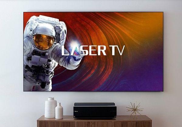 Телевизор Hisense 100 4K Ultra HD Smart Laser TV стоит как автомобиль