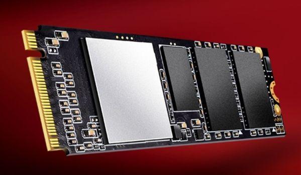 Накопители ADATA XPG SX6000 исполнены в форм-факторе М.2