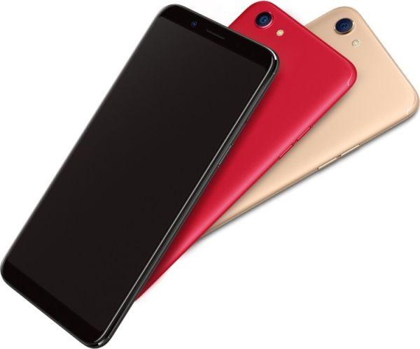 Анонс смартфона Oppo F5: процессор от MediaTek и мощные фотокамеры