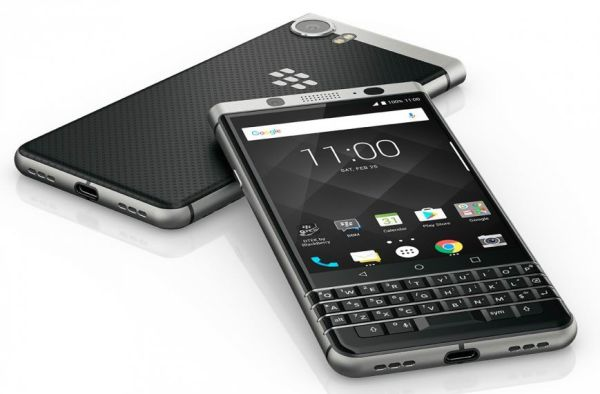 У смартфона BlackBerry KEYone появится наследник
